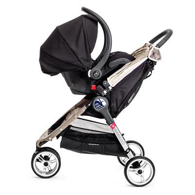 Baby Jogger City Mini Travel System Tom Thumb Baby
